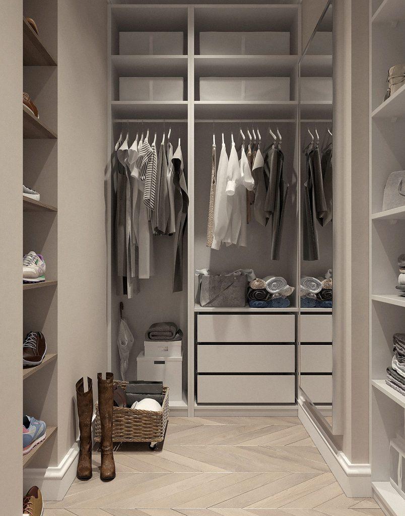 custom closets system